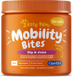 Zesty Paws Mobility Bites