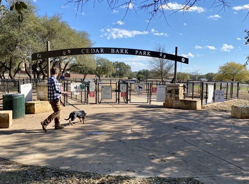 Cedar Bark Dog Park
