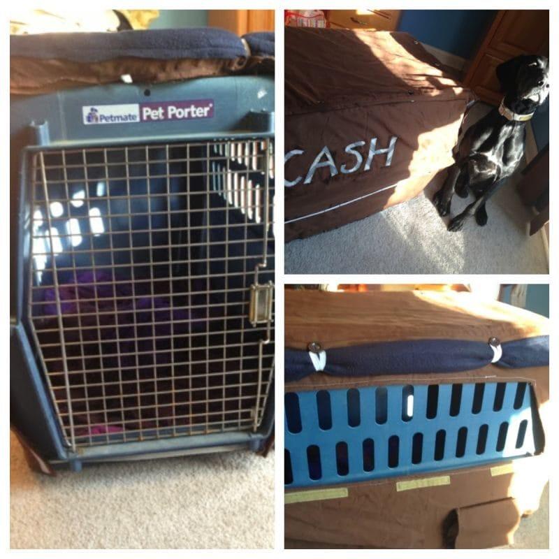 DIY kennel cover plans