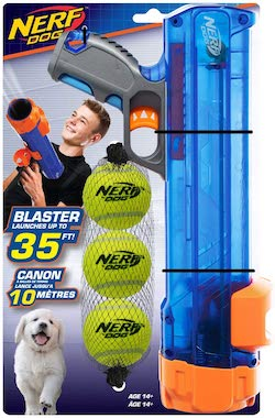 Nerf Tennis Ball Blaster