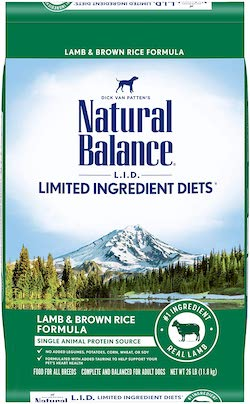 Natural Balance LID Diet