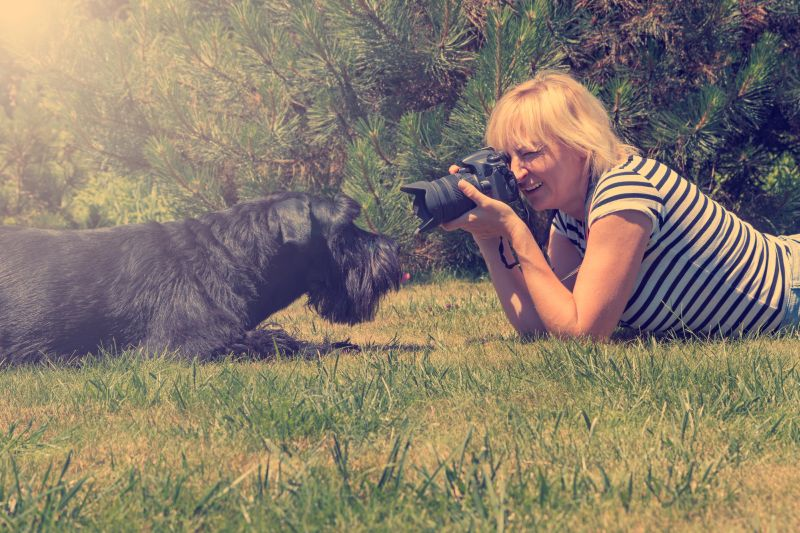consider using traditional camera