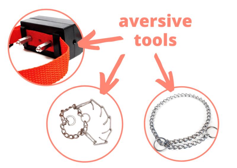 aversive tools