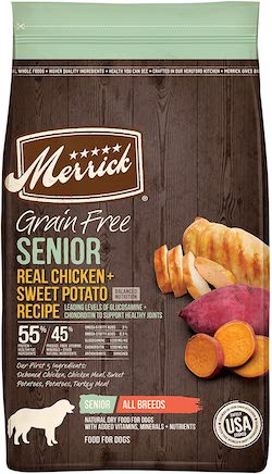 Merrick Senior Dry Dog Food