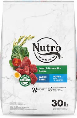 Nutro Natural Choice For Puppies