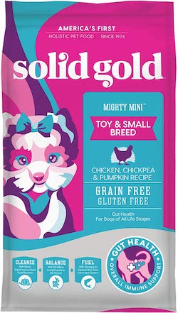 Solid Gold Mighty Mini