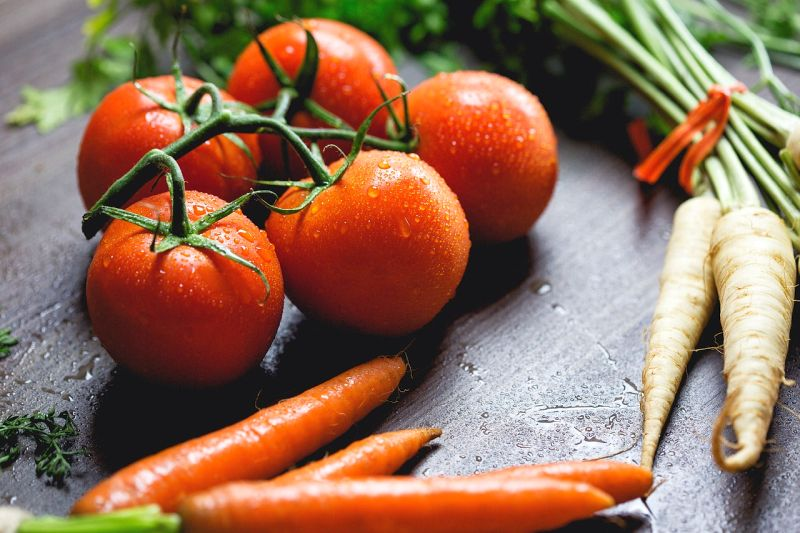 dog-safe fruits and veggies