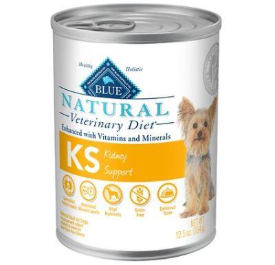 Blue Buffalo Canned Vet Food