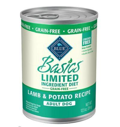 Blue Basics Canned