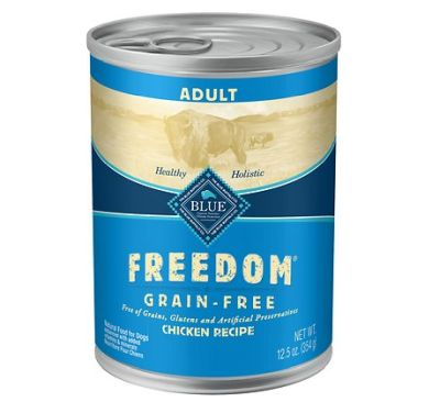 Blue Freedom Canned Food