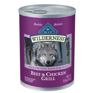 Blue Wilderness Canned Foods