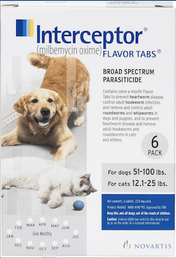 Inceptor Chewable Tablets
