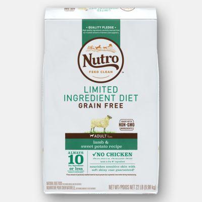 Nutro-LID foods