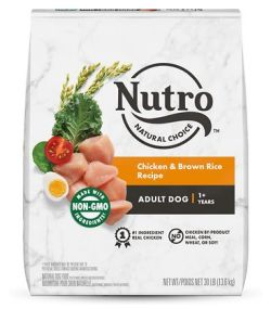 Nutro Chicken and Brown Rice