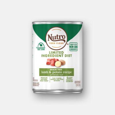 Nutro LID Wet Food